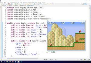 キーボードで入力する「Java言語」